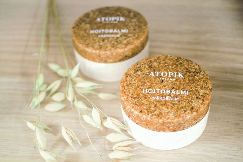 Biodegradable Beauty Pots