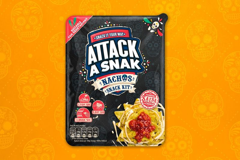 Nacho Snack Kits