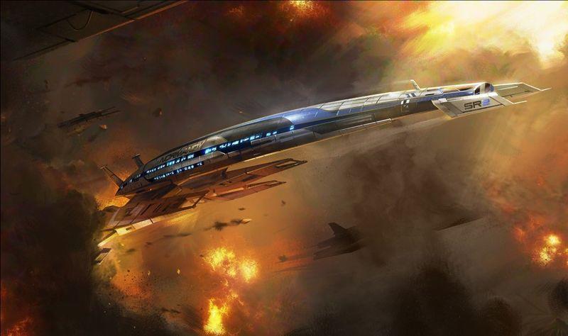 4D Sci-Fi Theme Parks