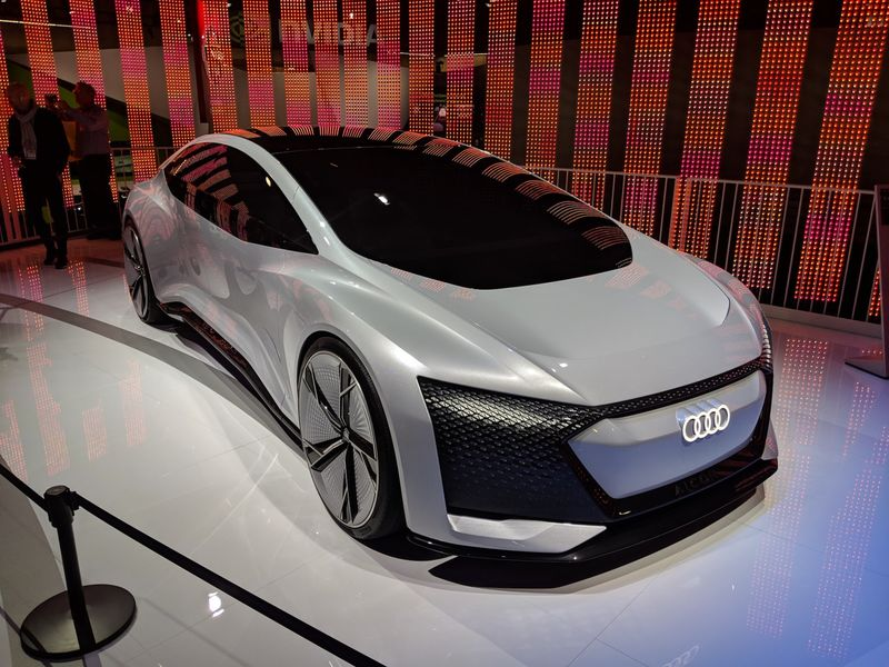 Slick Autonomous Car Designs