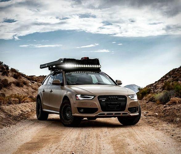 Customized Overlanding Vehicles
