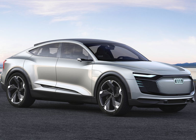 Performance-Oriented Electric SUVs