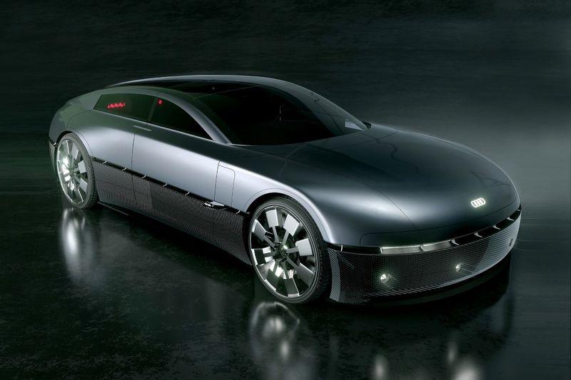 Slickly Futuristic Sports Cars