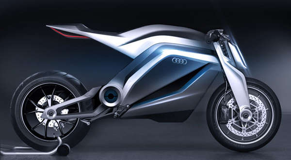 Sharp Futuristic Motorcycles