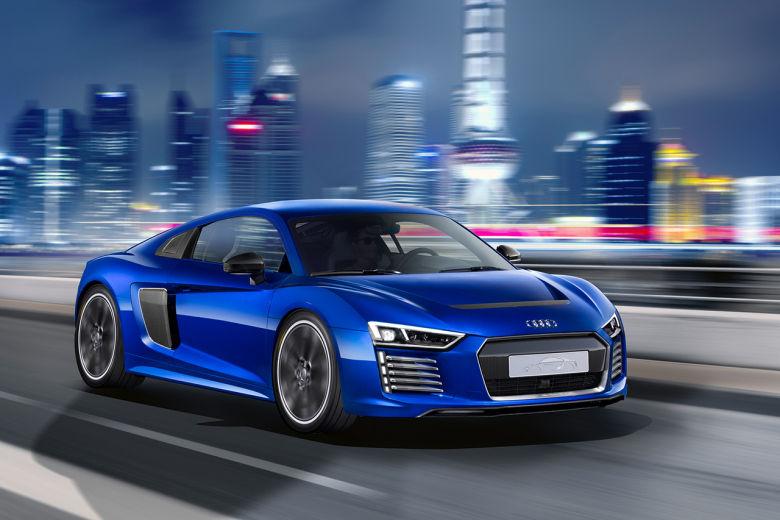 Autonomous Sports Cars