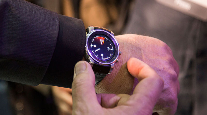 Car-Unlocking Smartwatches