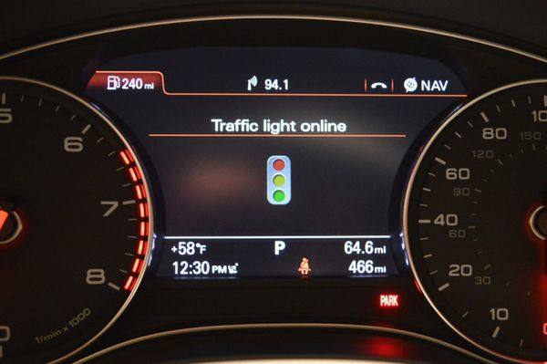 Red Light-Predicting Cars