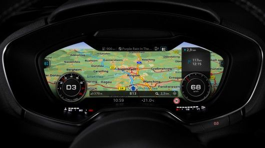 Virtual Car Displays