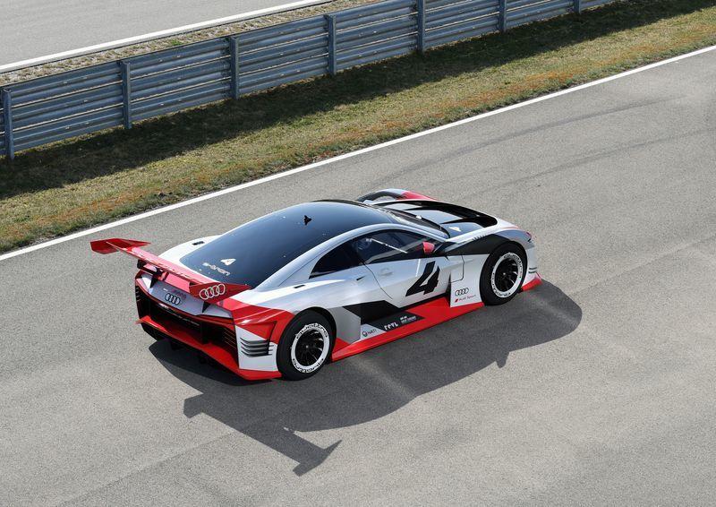Concept Electric Race Cars