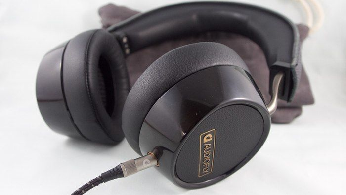 Stylishly Solid Headphones