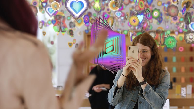 Augmented Reality Art Tours