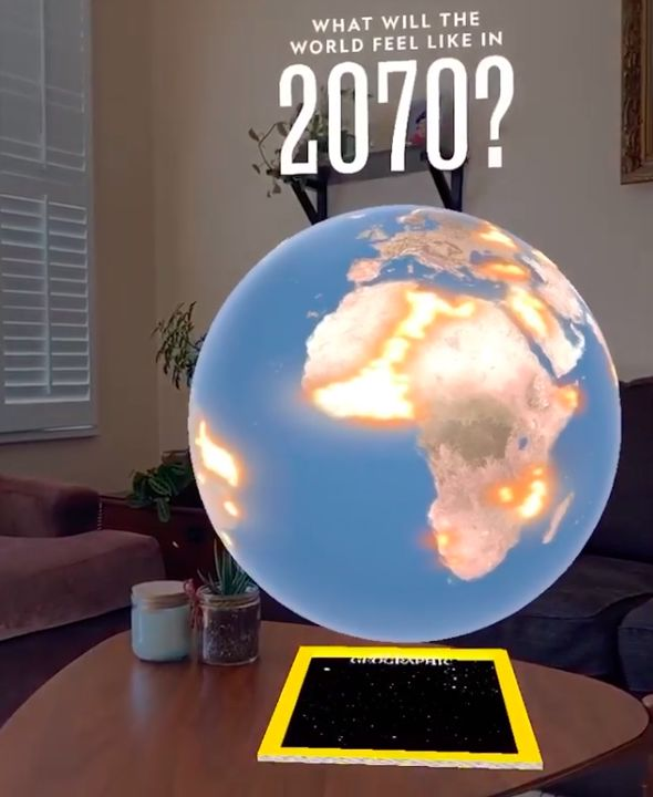 AR-Enabled Magazine Covers