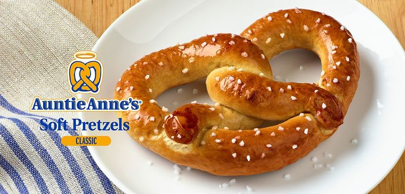 Ready-to-Bake Soft Pretzels