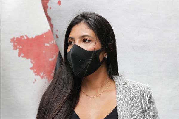 Botanically Infused Face Masks