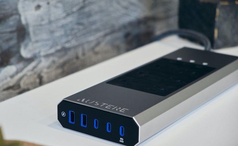 Digital Lifestyle Power Bars