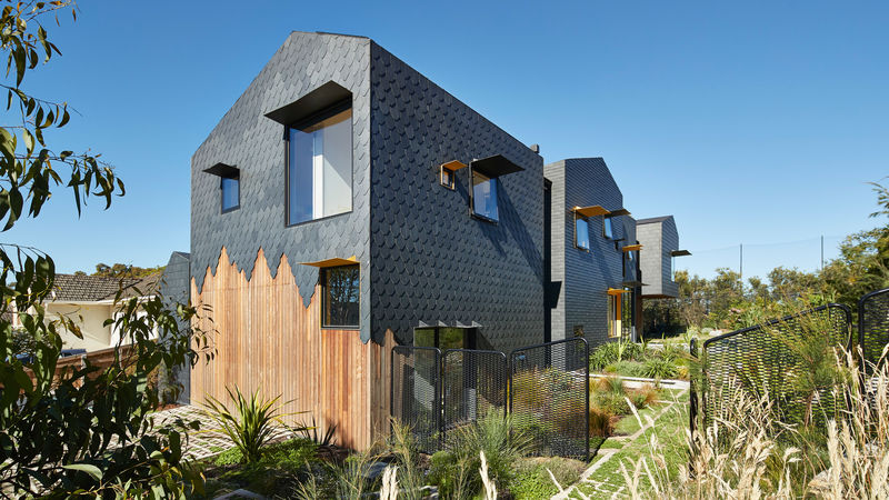 Dipped Shingle Designs