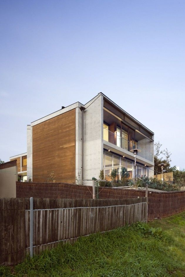 Efficient Timber Residences
