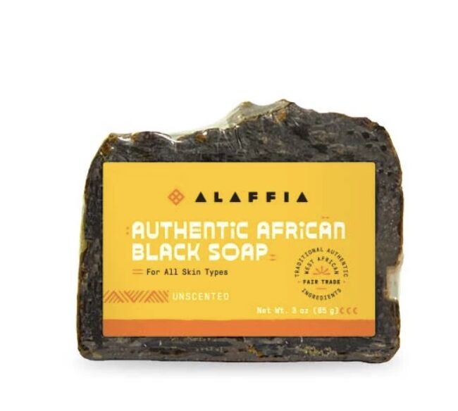 Authentic African Black Soaps