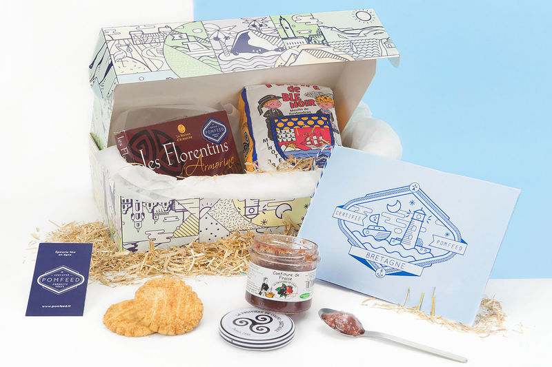 Authentic French Food Boxes