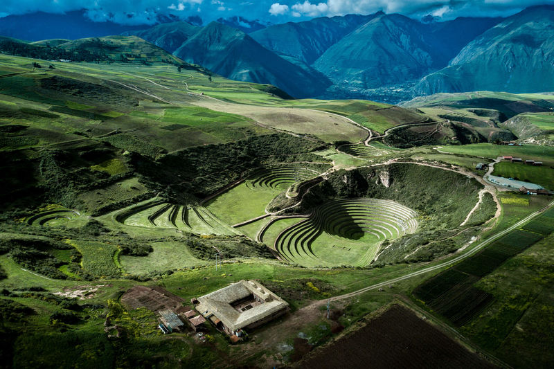 Grass-Roofed Authentic Peruvian Restaurants