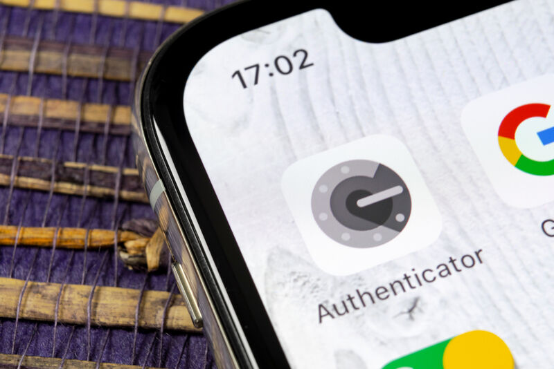 Authentication App Updates