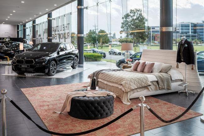 Design-Friendly Car Dealership Pop-Ups