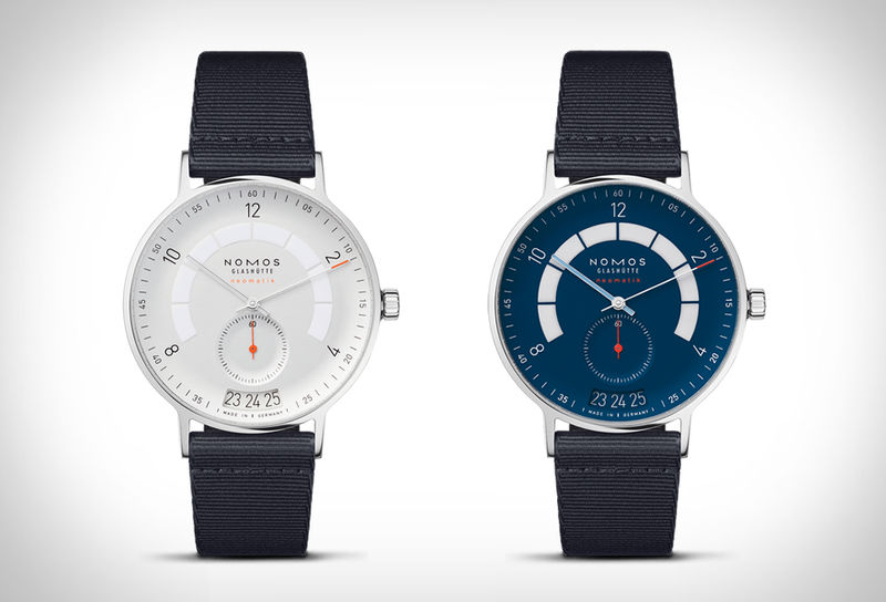 Minimalist Race-Inspired Watches