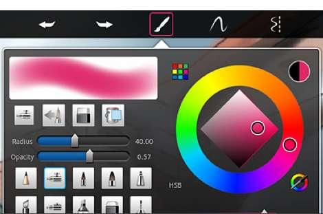 Digital Drafting Apps : Autodesk SketchBook Pro