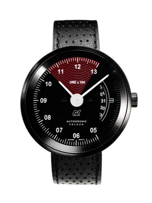 Gauge-Inspired Racing Timepieces