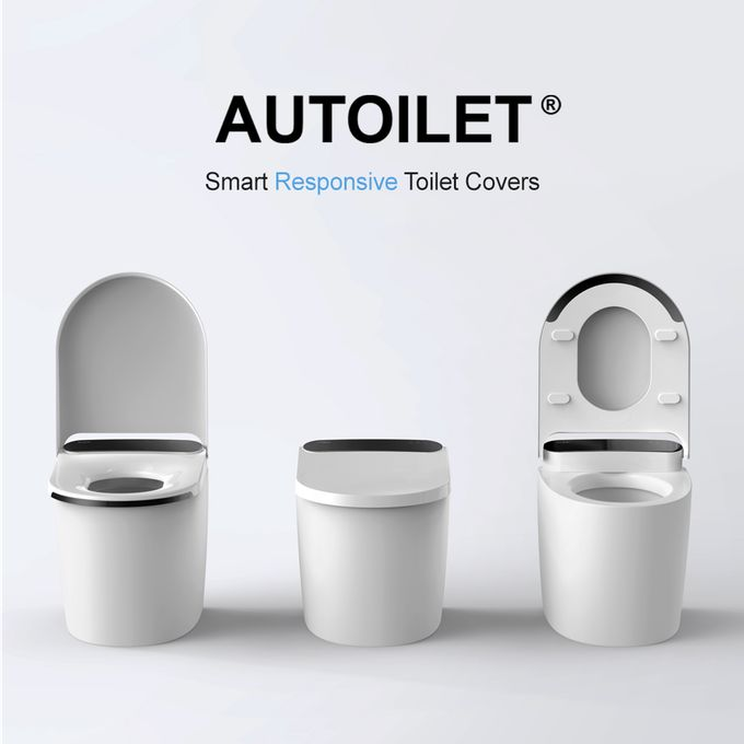 User-Recognizing Toilet Seats
