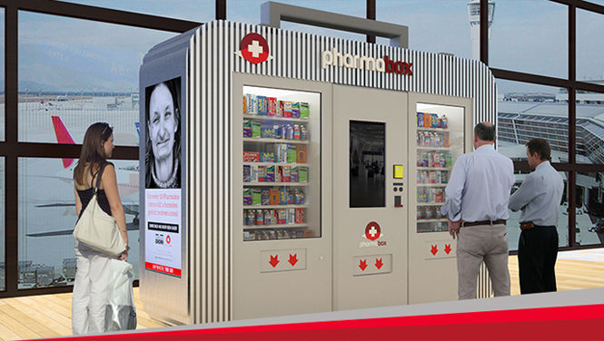 Automated Pharmacy Kiosks