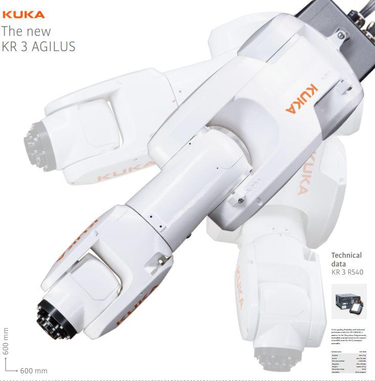 Agile Automated Robots