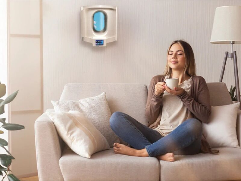 Fresh Air-Powered Cooling Systems