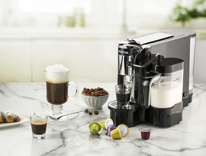 Automated Latte Appliances