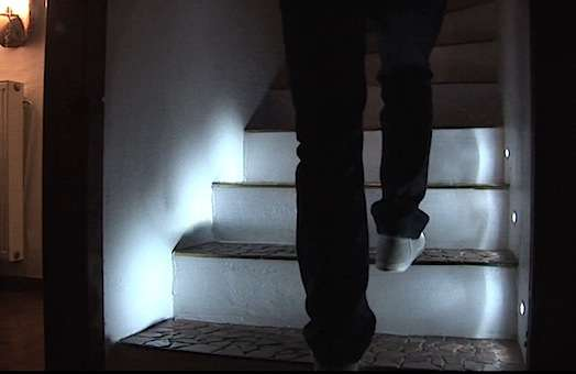 PressureSensitive Staircases  Automatic LED Stair Lighting