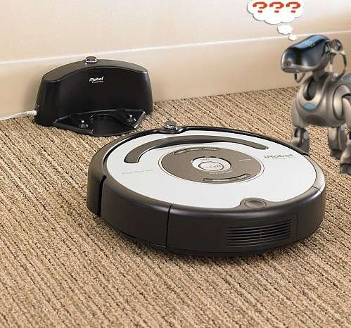 Robot Pet Vacuums