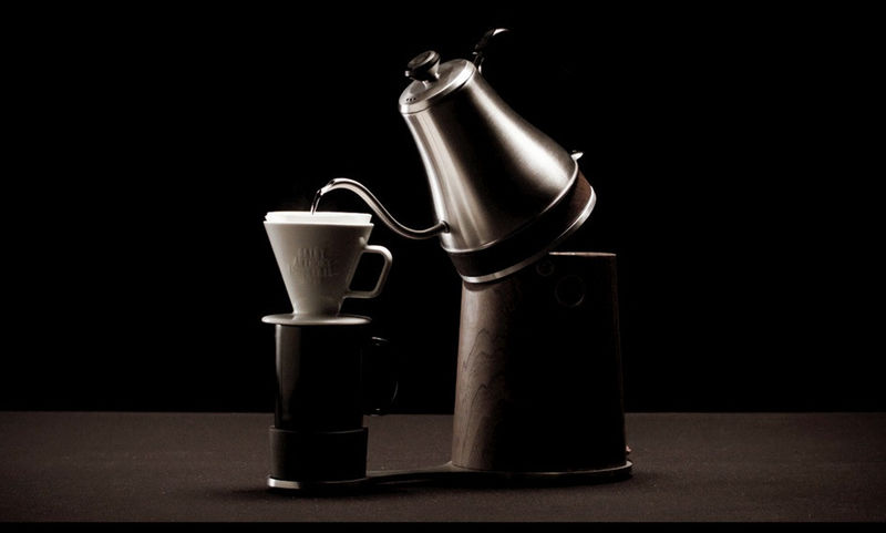 Mechanical Automatic Coffee Makers