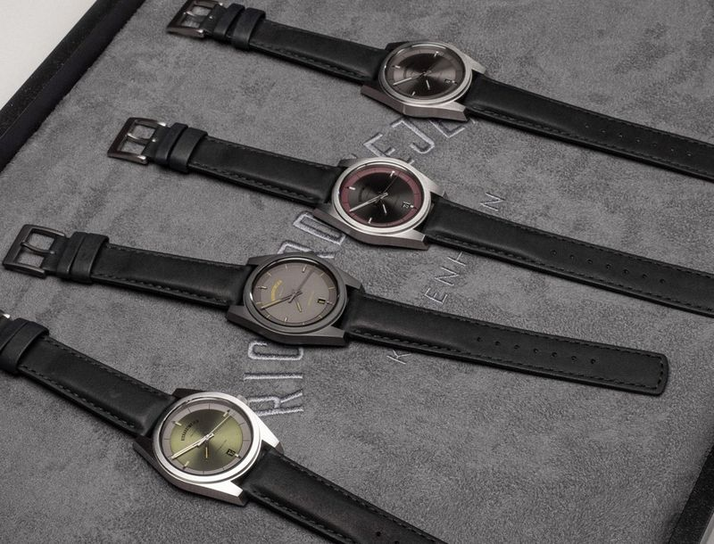 Chic Scandinavian Timepiece Collections