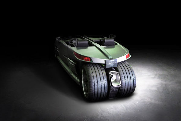 Bespoke Superhero Vehicles