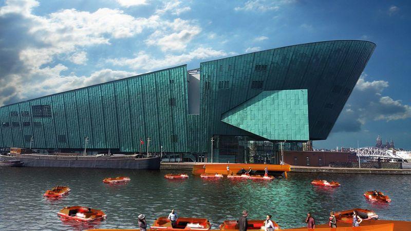 Autonomous Boat Bridges