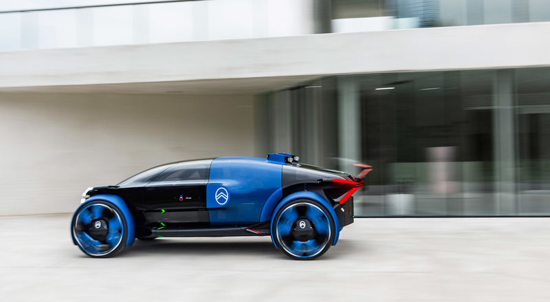 Aviation-Inspired Autonomous Car Concepts