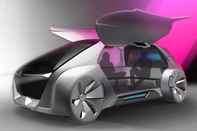 Entertainment-Focused Vehicles
