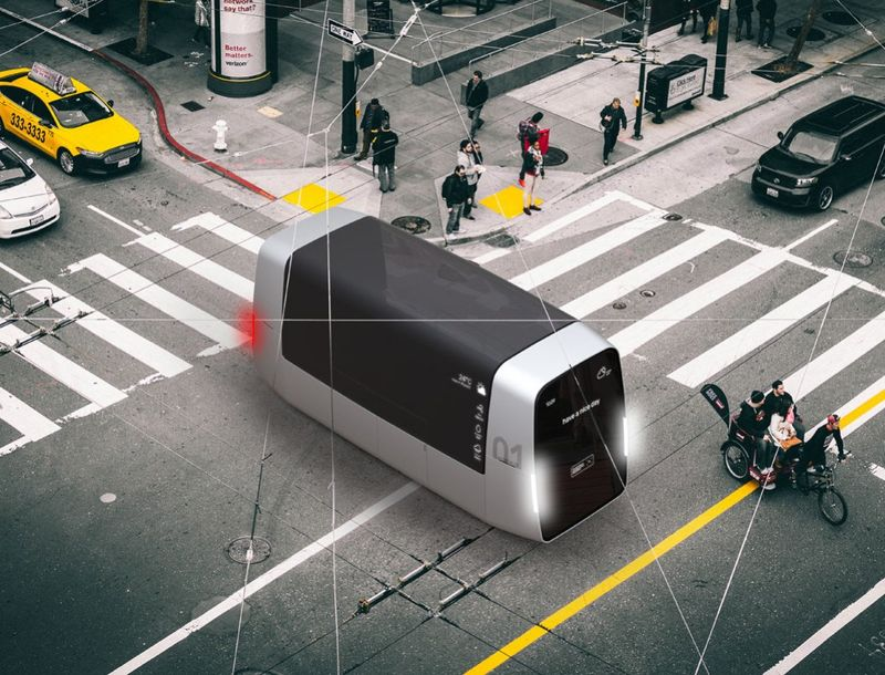 Robotic Urban Package Couriers