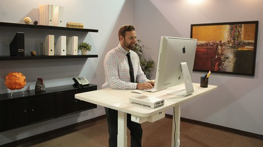 Intelligent Standing Desks