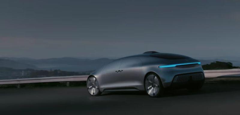 Autonomous Car Commercials