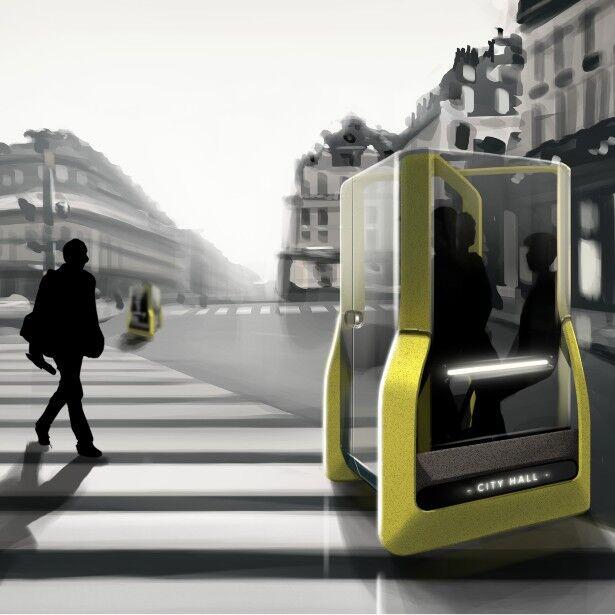 Short-Distance Transport Pods