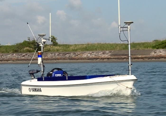 Autonomous Survey Boats