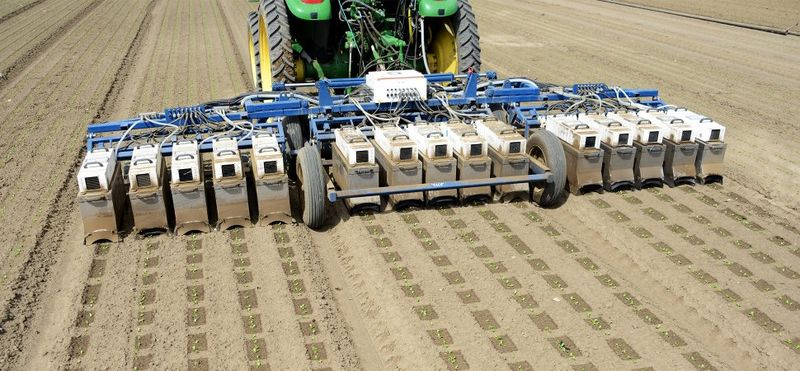 Autonomous Farming Equipment