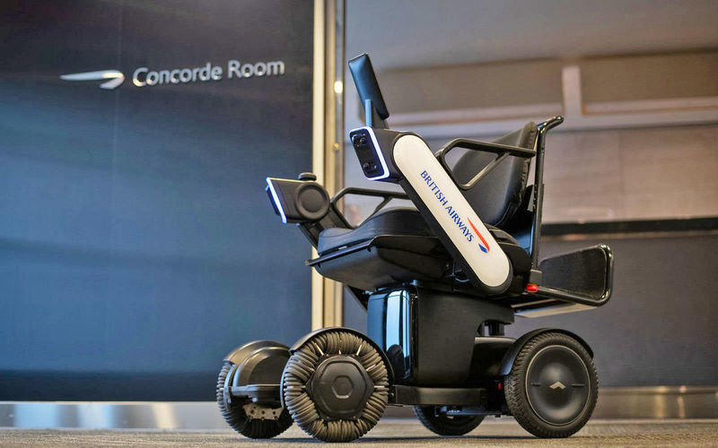 Accessible Airport Transportation Tests