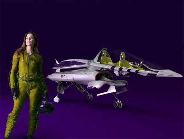 Personal Jetplanes